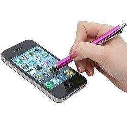 Rysik pojemnościowy PEN do telefonu tabletu i ekranów - mix kolorów