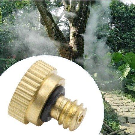 Dysza rozpylająca wodę 0.1mm niskociśnieniowa - zamgławiająca - nawilżająca